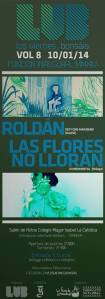 1o Enero 2014 Las Flores No Lloran y Segundo de Chomón